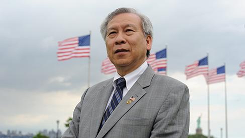 Fang A. Wong