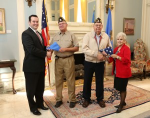 Sean_Roberts_American_Legion_Flag_Presentation